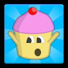 Crazy Cupcakes icon