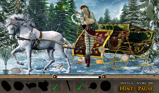 Hidden Object: Christmas Magic - screenshot thumbnail