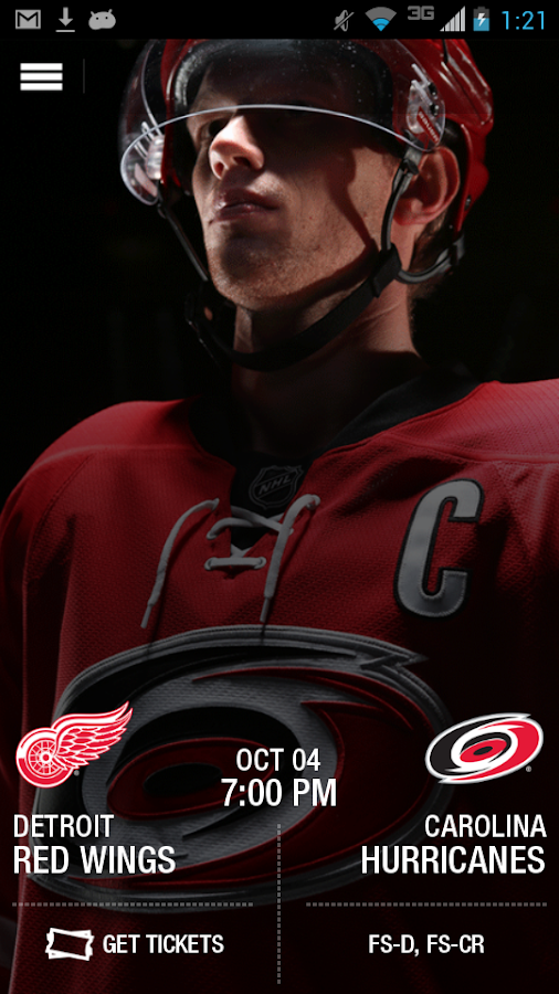 Carolina Hurricanes - screenshot
