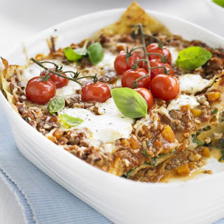The ultimate makeover: Lasagne