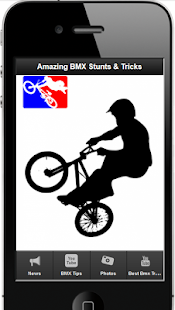 BMX Stunts - Tips & Tricks - screenshot thumbnail