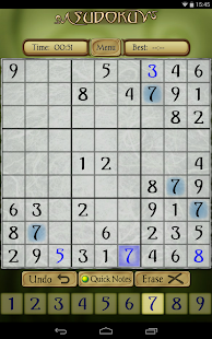 Sudoku Screenshot 17