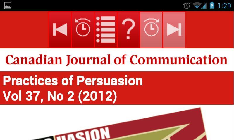 CJC App- screenshot