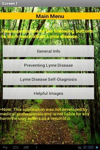 Lyme Disease Diagnosis