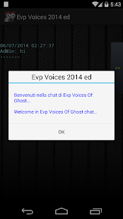 Evp - Voices of Ghosts 2014 Ed - screenshot thumbnail