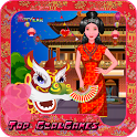 Chinese New Year Makeover icon