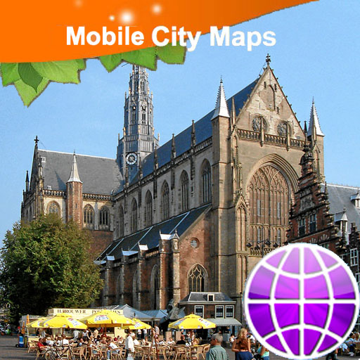 App Insights: Haarlem Street Map | Apptopia