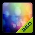 HTC Sense – 360桌面主题 logo