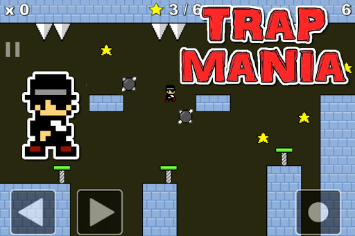 TrapMania - 鬼畜死にゲーアクション -