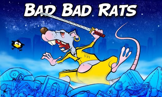 Bad Bad Rats- screenshot thumbnail