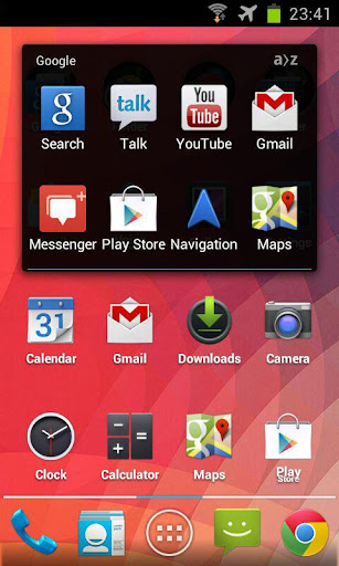 Jelly Bean 4.2 ADW NOVA Theme v1.4 APK