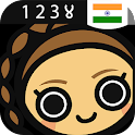 Learn Hindi Numbers, Fast! icon