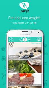 Eat Fit - Diet and Health Free- screenshot thumbnail