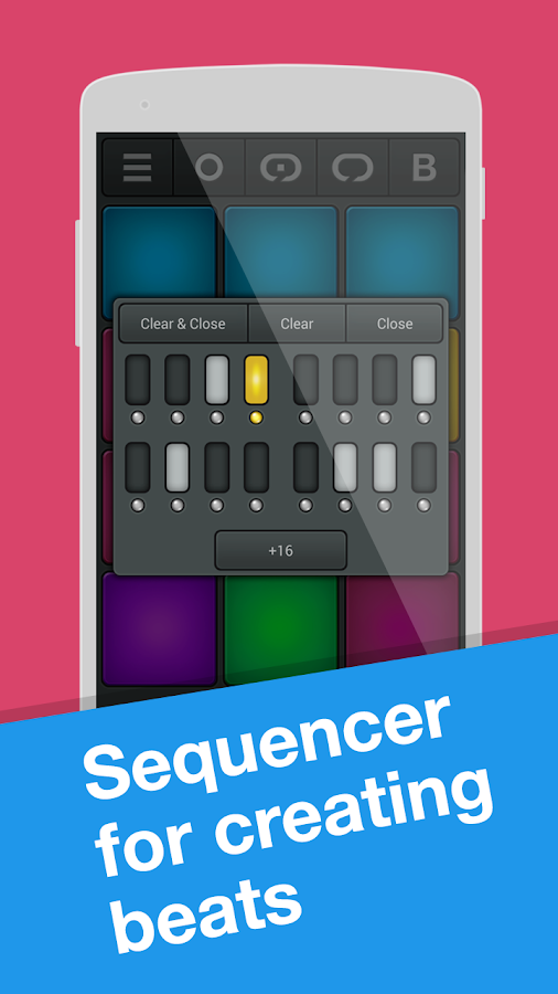 Drum Pad Machine - Make Beats- screenshot