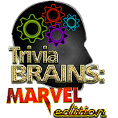 Trivia Brains Marvel Edition
