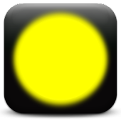 Flashlight Yellow PRO