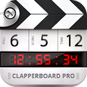 Clapperboard PRO & Shot log