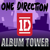 One Direction: Album Tower