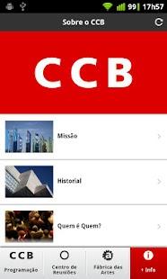 Centro Cultural de Belém - screenshot thumbnail