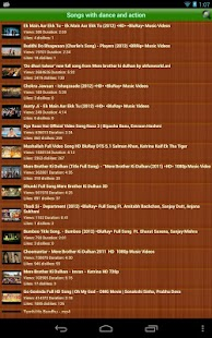Hindi Movies and Songs - screenshot thumbnail