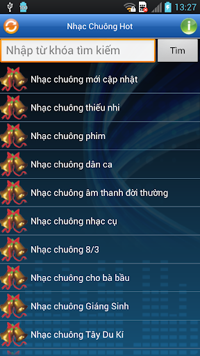 Nhac chuong - Ringtone