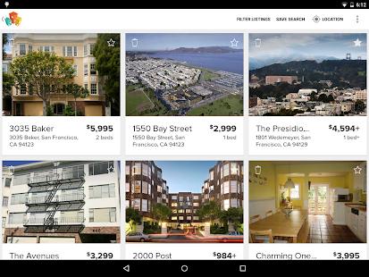 HotPads Apartments & Rentals- screenshot thumbnail