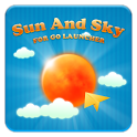 Sun And Sky GO launcher theme icon