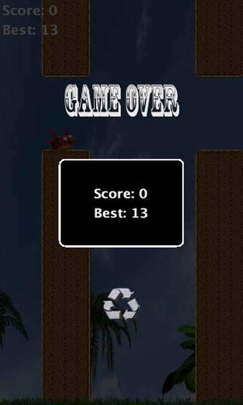 Happy Bird - screenshot