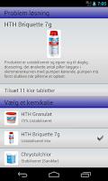 Screenshot of Poolrådgiveren