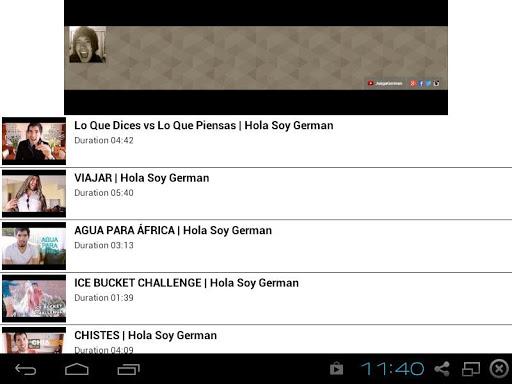 Holasoygerman Channel