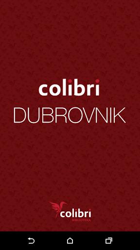 colibri DUBROVNIK EN edition