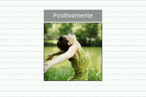 Pensar Positivamente