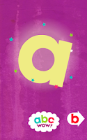 Screenshot of abc Wow! Alphabet Letters FREE