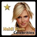 Heidi Klum Celebrities icon