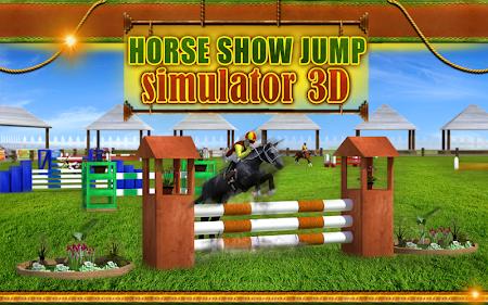 Horse Show Jump Simulator 3D 1.1 screenshot 40837