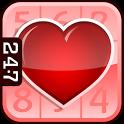 Valentine's Day Sudoku icon
