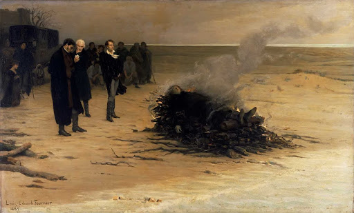 The Funeral of Shelley