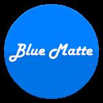 BLUE MATTE CM12/CM11 THEME v2.3