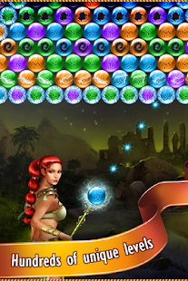 Lost Bubble - Bubble Shooter- screenshot thumbnail