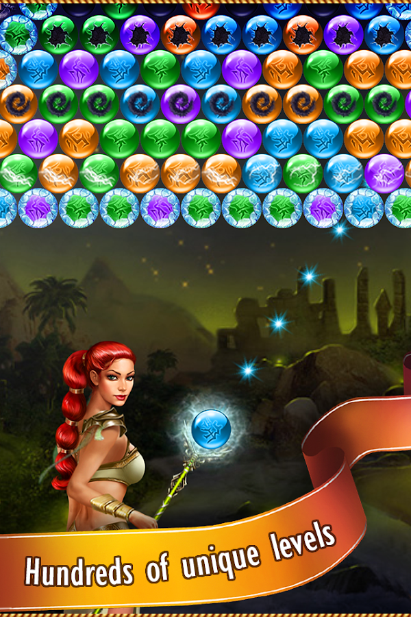 Lost Bubble - Bubble Shooter - screenshot