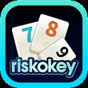 Okey - Risk Rummy Okey icon