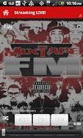 Screenshot of MixTapeFM™  HipHop & RnB Radio