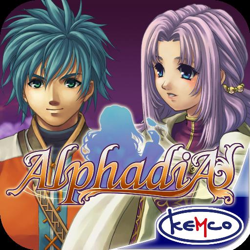 角色扮演のRPG アルファディア - KEMCO LOGO-記事Game