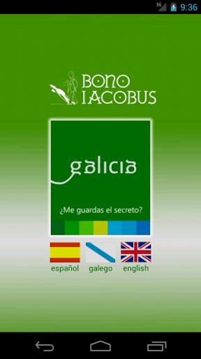 Camino Santiago Bono Iacobus