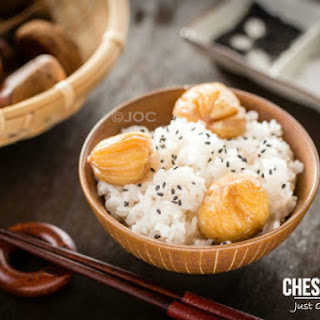 Chestnut Rice (Kurigohan)