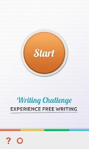 Writing Challenge v1.4