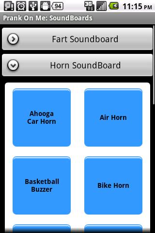 Prank On Me: SoundBoards
