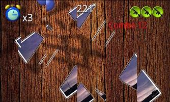Screenshot of Vent Game 3: Slice photos