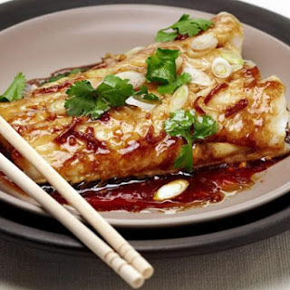Steamed Fish With Oyster Sauce Recipes.