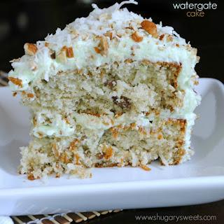Watergate Cake.